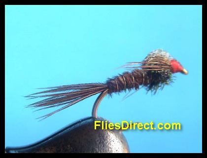 EPOXY BACK PHEASANT TAIL